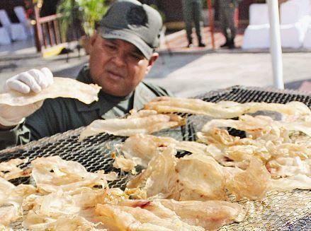 buche de pescado en colombia