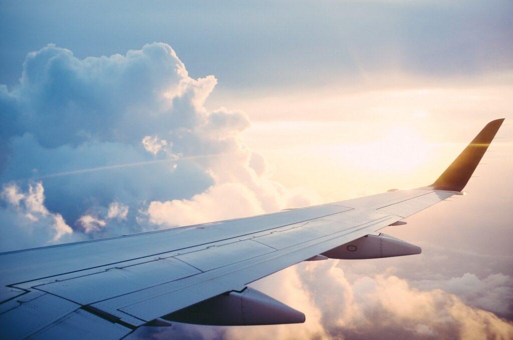 Ventajas de usar transporte aereo