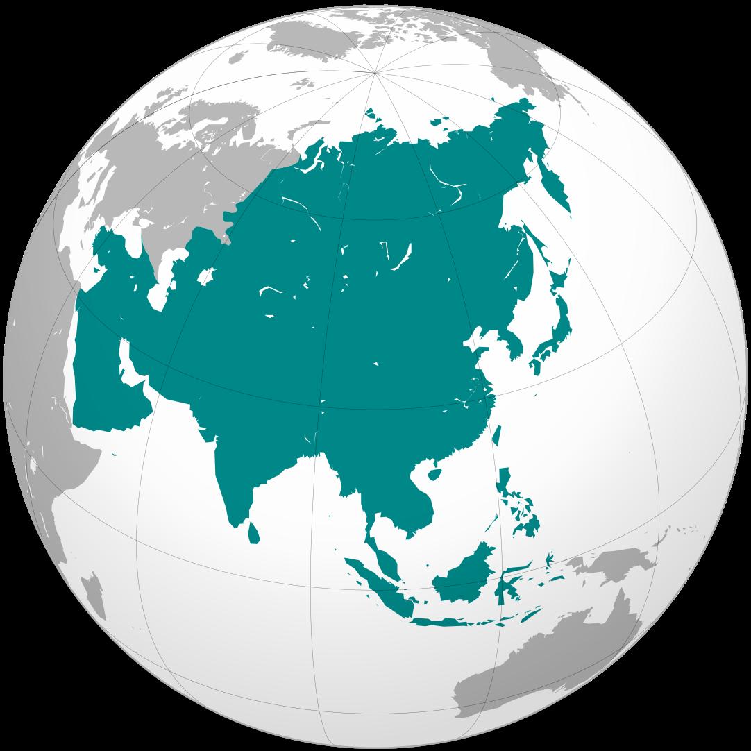 ¿Cuánto Tarda un Envío para el Continente Asiático?